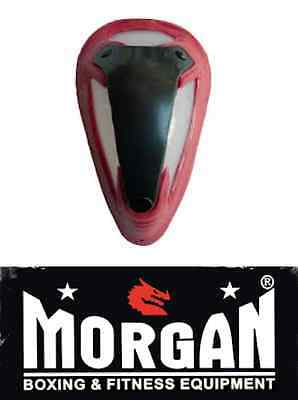 Morgan Pro Mma Tri Flex Groin Guard Cup Shock Doctor Twins Title Boxing Bjj New