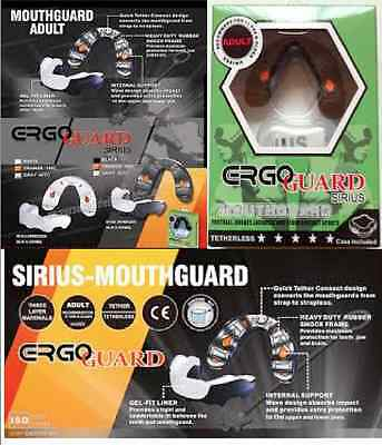 Mouthguard Mouth Guard Boxing Mma Sports League Union Serius 3 Pro New Teeth