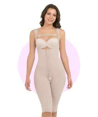 0edba4b6cac Fajate Fajas Colombianas Butt Lifter Post-Surgery Post-Partum Powernet  Girdle RS