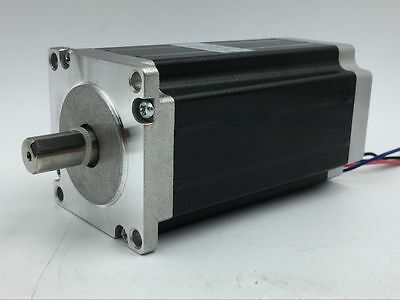 Nema23 3Nm 1.8º degree Stepper Motor 2ph 4-wire 4.2A L112mm CNC Engraving