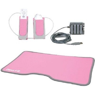 3-In-1 Fitness Comfort Workout Kit - Nintendo Wii