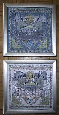 Chatelaine Weeping Willow Keep Cross Stitch Chart #026-Martina Rosenberg (Weber)