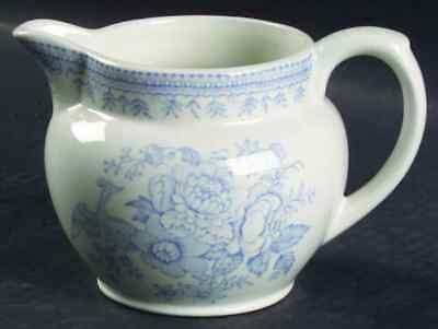 Burgess & Leigh ASIATIC PHEASANTS BLUE Dutch Jug 2394059