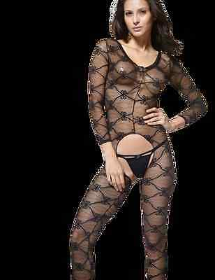 Beauty´s Love - Catsuit Ouvert