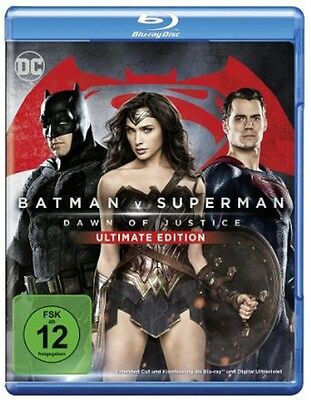 Blu-ray * Batman v Superman: Dawn of Justice NEU OVP (vs.,versus)