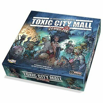 Zombicide: Toxic City Mall Board Game