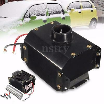 300W 12V Aluminum Iron Vehicle Heating Heater Warmer Fan Car Defroster Demister