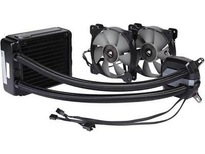 Corsair Certified Hydro Series H80i GT High Performance Water/Liquid CPU Cooler