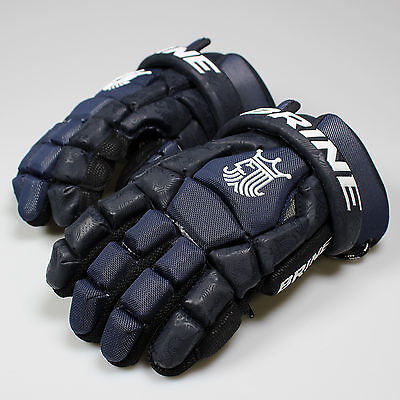 NEW Brine King Superlight 2 Lacrosse Lax Gloves- Navy List @ $110