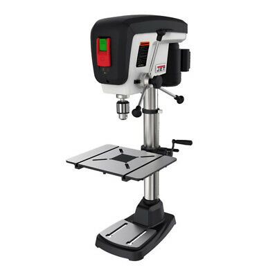 Jet JDP-15B 15-Inch Belt Tensioning Depth Benchtop Drill Press - 716200