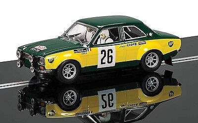 1/32 SCALEXTRIC C3635A Ford Escort MK1 Slot Car