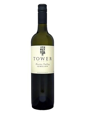 Tower Estate Hunter Valley Semillon 2005