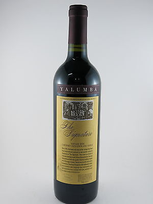2006 Yalumba The Signature Cabernet Sauvignon Shiraz Rated 96/100