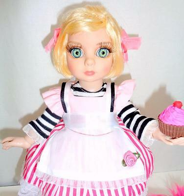 "Peppermint Patsy Tonner 10"" Doll Dressed in Goodreau Fashion Outfit +BONUS Toys!"