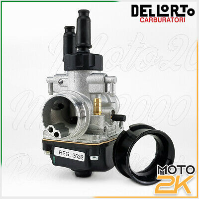 Carburatore Dell'orto Phbg 21 Ds Aria Manuale Mbk Booster Spirit Bw's Jog 02632