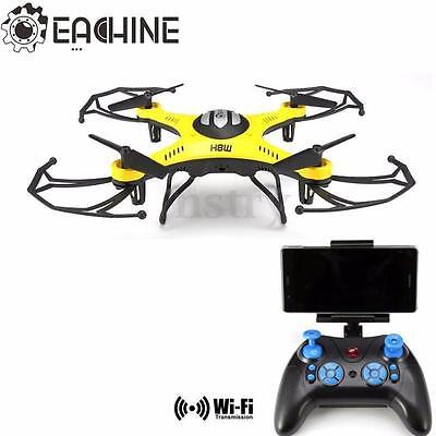 Eachine H8W Mini Wifi FPV 2.4G 6-Axis HD Camera RC Quadcopter Helicopter RTF