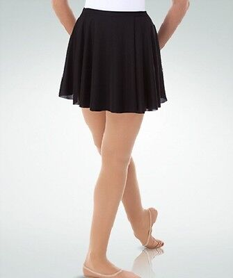 Body Wrappers Plus Size Ballet Dance Skirt. style 925
