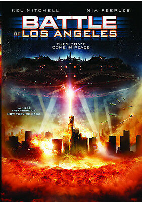 Battle of Los Angeles (2011, DVD NEUF) WS (RÉGION 1)