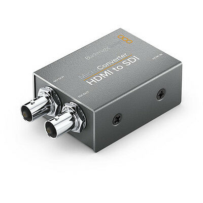 Blackmagic Design Micro Converter HDMI to SDI (CONVCMIC/HS) - Stock in Miami