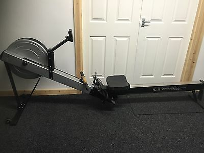 Concept 2 Rower Model C Pm2 Monitor Warranty