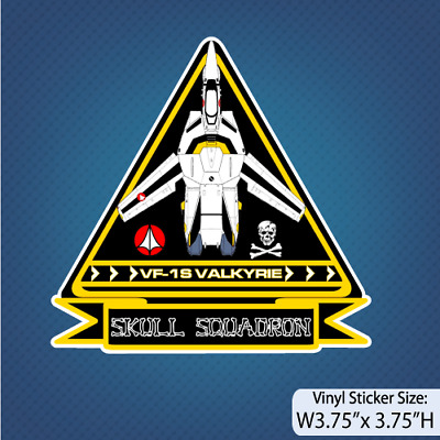 RoboTech / Anime / Manga / Version A / Decal / Sticker