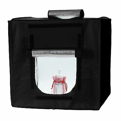 New 40cm Square Professional Photo Lighting Studio LED Shooting Tent Box Photo