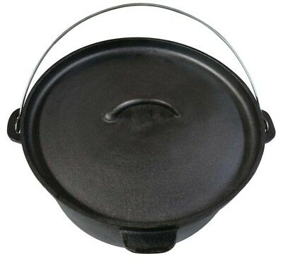 9 quart Dutch Oven Camping Outdoors
