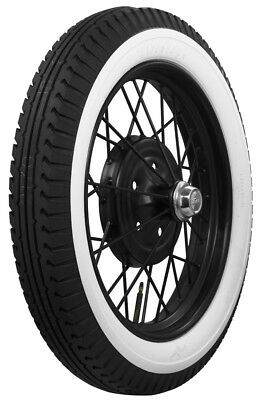 "440/450-21 BF GOODRICH 2 1/2"" INCH WHITEWALL BIAS TIRES (Ford Model A etc.)"