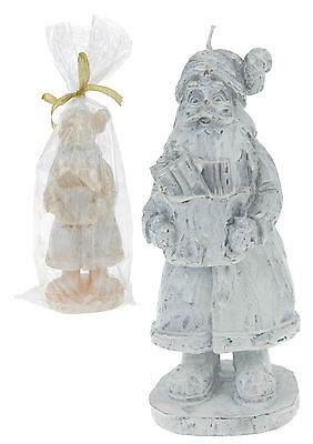 Lovely Santa Claus Candles Christmas Candles Xmas Decoration Father Christmas