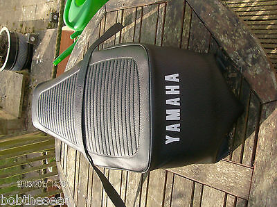 Yamaha RD350A/B  Motorcycle seat cover complete with strap