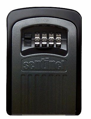 Sentinel Wall Mounted Key Safe with Combination Lock - BRAND NEW