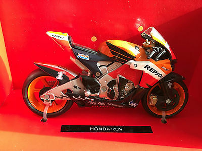NewRay 1:18 Scale Die-Cast HONDA RCV RoadRider Collection Motorcycle Model Gift