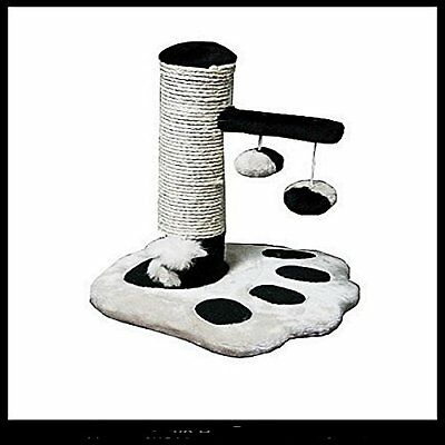 Cat Tree Scratching Post Scraping Climbing Kitten Tree Activity Centre 0021 • EUR 9,81