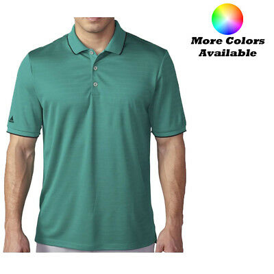 Adidas Golf ClimaCool Tipped Club Polo Shirt - Pick Size & Color!
