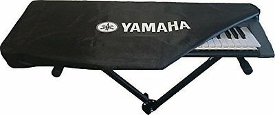 Yamaha E550 Keyboard cover - DC21A (White Logo)