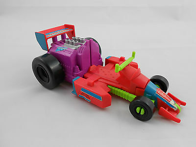 Transformers G1 Europe Circuit Supersonic Racing Car Action Masters 1990 Takara
