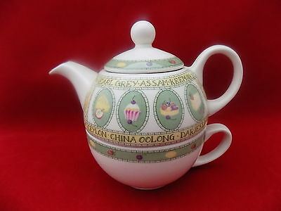 Arthur Wood Made in England Teapot for One