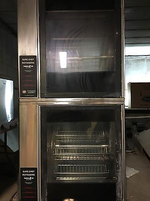 Henny Penny SCR-6 Sure Chef Rotisserie TESTED!! Buy 1 or  2 available.