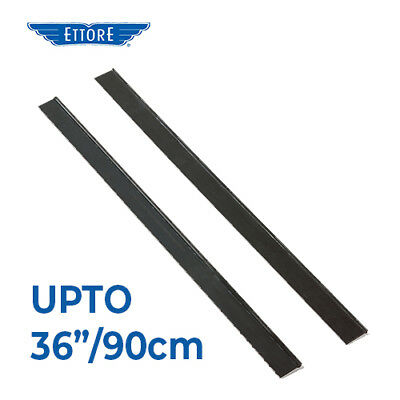 Ettore Replacement Window Cleaning Squeegee Rubber - Bulk Buy Discounts