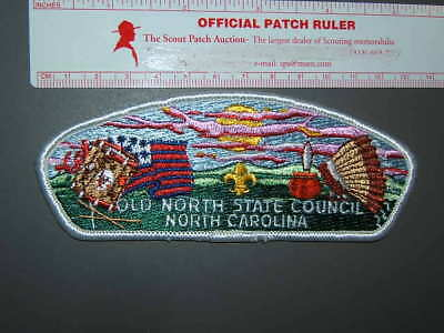 MINT CSP Old North State Council S-1