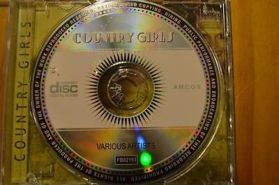Country Girls CD GOOD USED CONDITION FREEPOST IN AUSTRALIA