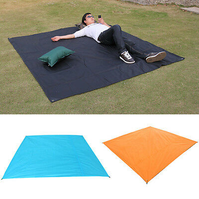 Waterproof Outdoor Beach Garden Camping Picnic Mat Pad Blanket New 2 Size MO