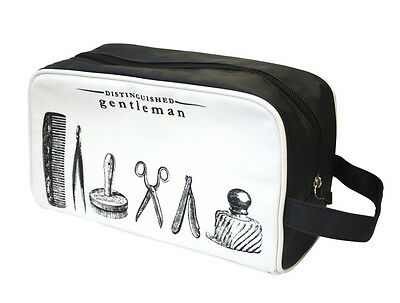 Distinguished Gentleman Wash Bag from the Victoriana Range by Gift Republic