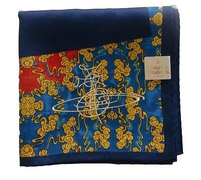 Vivienne Westwood Handkerchief Blue with Envelope
