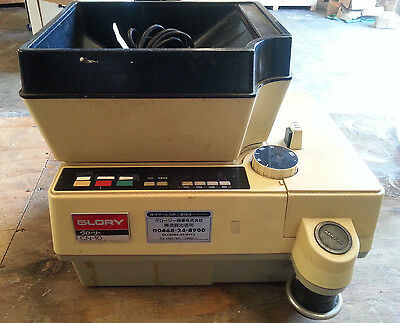 Glory Coin Counter & Packager Cn-10 No. 2755