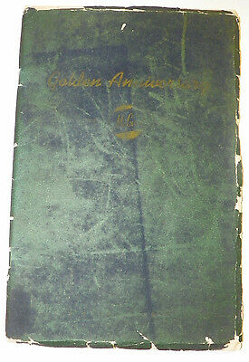 Vintage c.1940 McCray Refrigerator 50 Years of Progress Booklet Kendallville,IND
