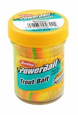 New Berkley Jarred Soft Floating PowerBait Dough for Trout Rainbow BTBRB2
