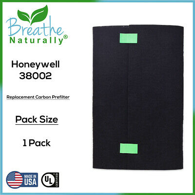 "Activated Carbon Air Filter 16""x48"" By BulkFilter"