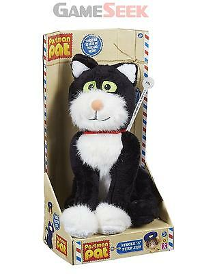 Postman Pat Stroke And Purr Jess - Toys Brand New Free Delivery