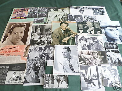 Henry Fonda - Film Star - Clippings /cuttings Pack